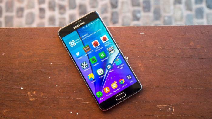 Galaxy A5 2017 aggiornamento maggio 2019