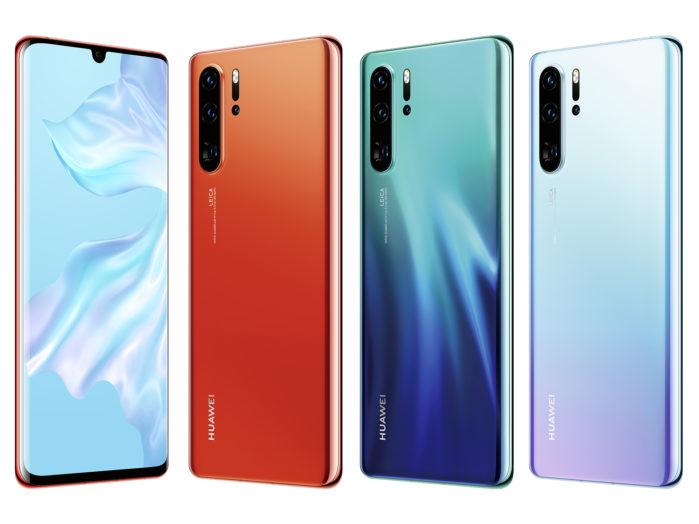 Huawei P30 Pro aggiornamento giugno 2019
