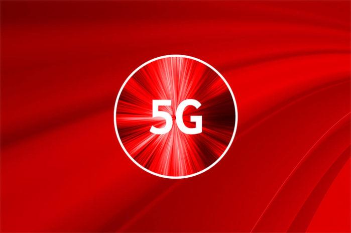 Vodafone 5G: costo del nuovo servizio al mese