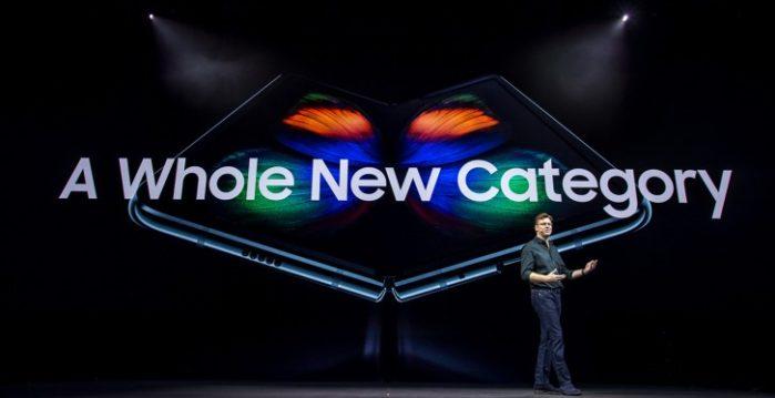 Samsung Galaxy Fold ormai pronto per la commercializzazione