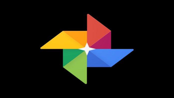Google Foto modalità scura