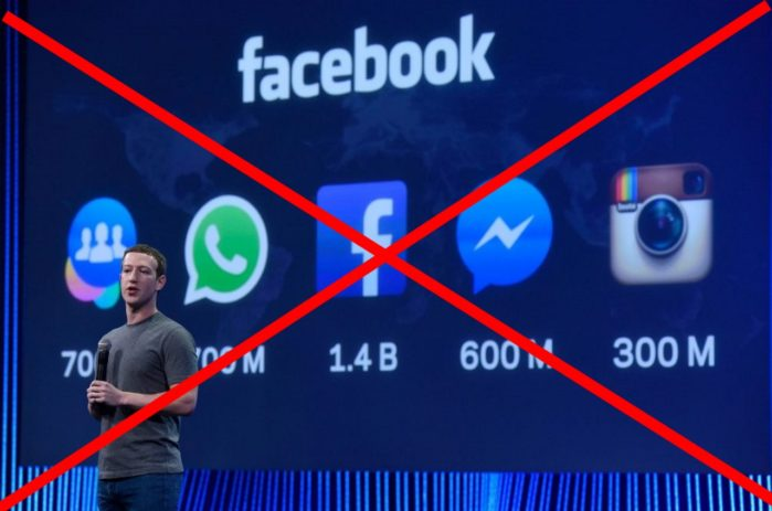Huawei ban Facebook