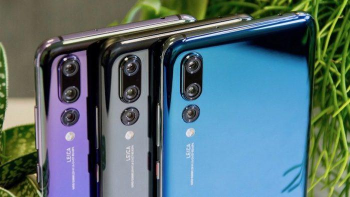 Huawei P20 Pro aggiornamento giugno 2019