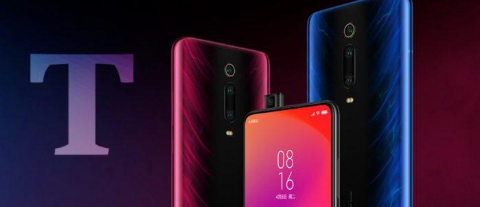 Xiaomi Mi 9T: Redmi K20 rinominato