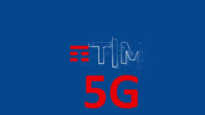 TIM 5G: città e offerte tariffarie in anteprima