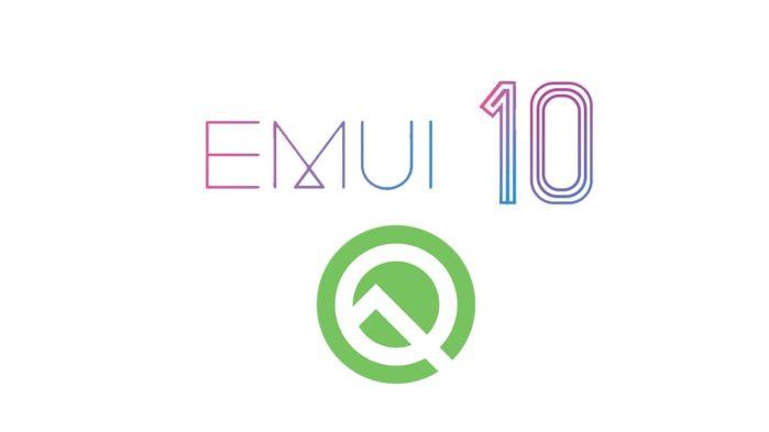 Huawei Android Q e EMUI 10