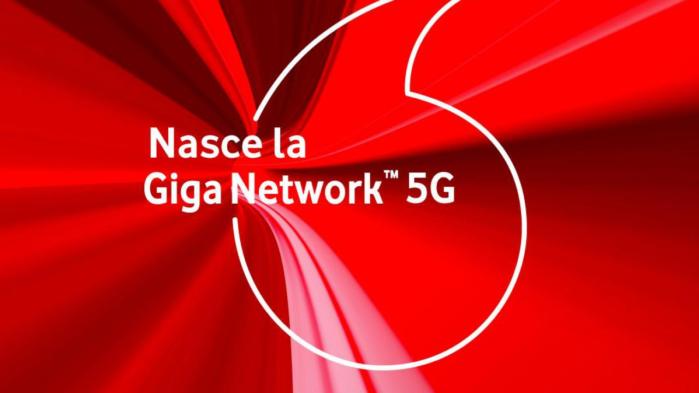 Vodafone Giaga Network 5G