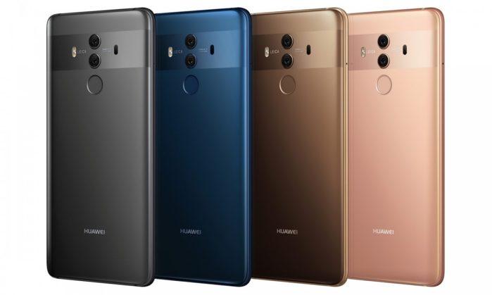 Huawei Mate 10 Pro aggiornamento giugno 2019