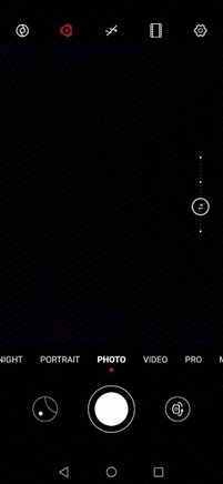 Huawei P30 Pro EMUI 10 camera