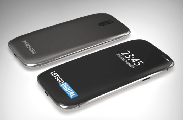 Samsung Galaxy S11, il dopo Galaxy S10, presunto design