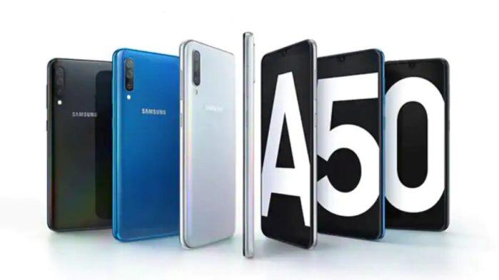 Galaxy A50 aggiornamento giugno-luglio 2019