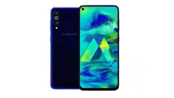 Samsung Galaxy M40 ufficiale