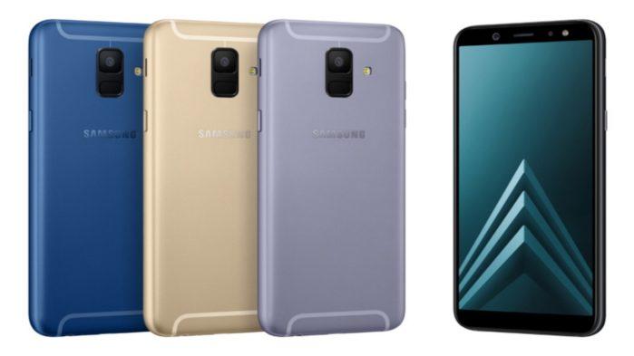 Samsung Galaxy A6 2018 aggiornamento luglio 2019