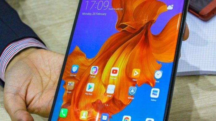 Huawei Mate X certificazione TENAA: le specifiche svelate