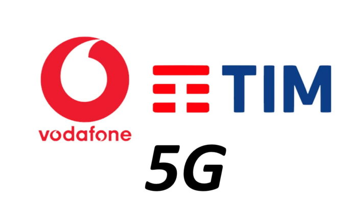 TIM e Vodafone insieme per il 5G