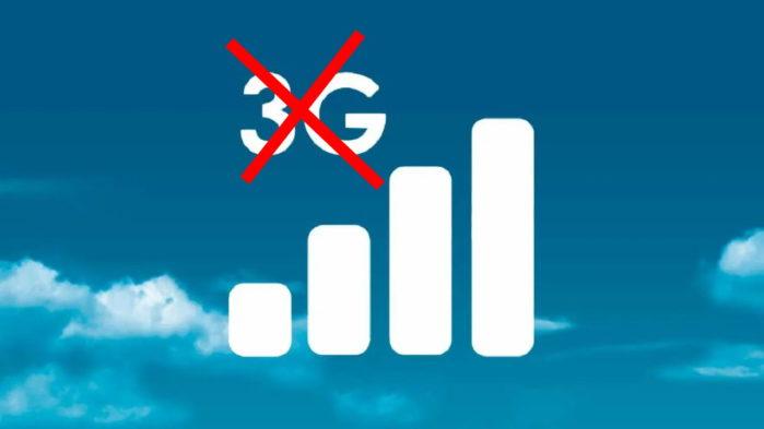 Smartphone 3G: lo switch-off inizierà entro la fine del 2020?