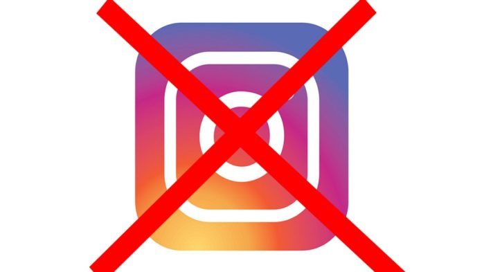 Instagram politica disabilitazione account cambia