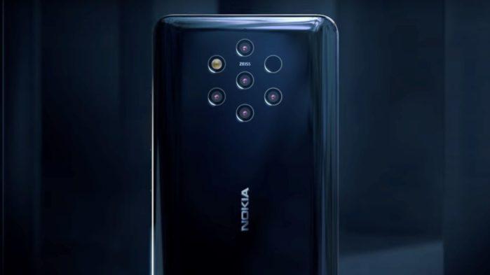Nokia 9 Pureview aggiornamento luglio 2019