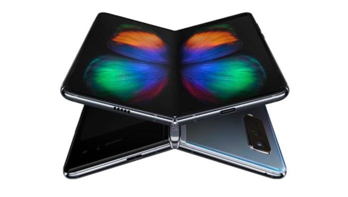 Samsung Galaxy Fold modifiche