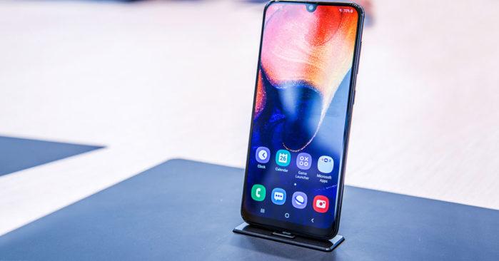 Galaxy A50 aggiornamento agosto 2019: novità in arrivo