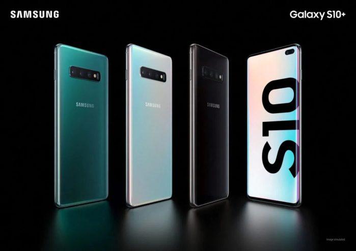 Galaxy S10 aggiornamento Android Q