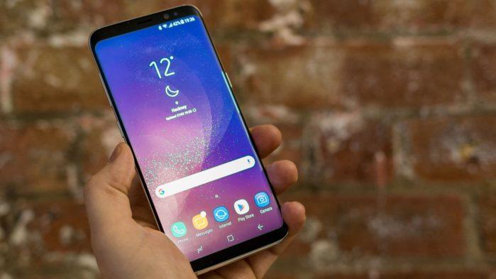 Galaxy S8 e S8 Plus aggiornamento agosto 2019
