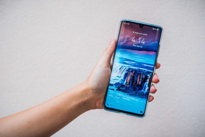Huawei P30 Pro e P30 modalità Selfie Night