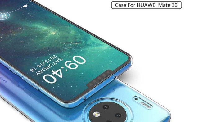 Huawei Mate 30 e Mate 30 Pro batteria