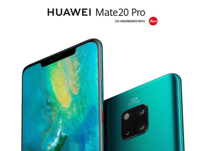 Huawei Mate 20 Pro aggiornamento agosto 2019