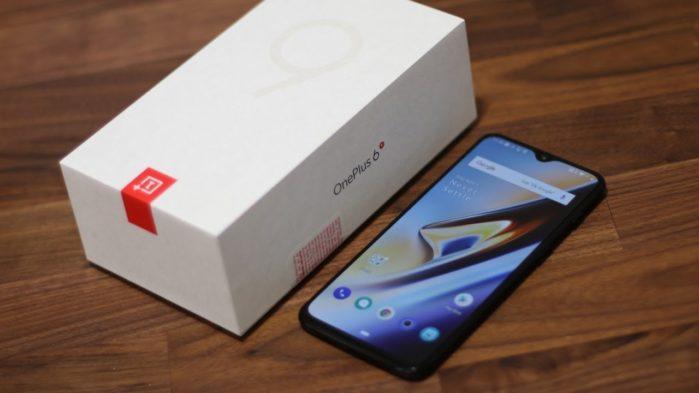 OnePlus 6T e 6 aggiornamento agosto 2019