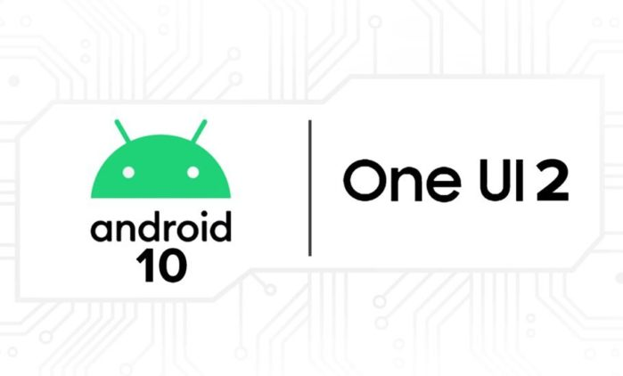 Samsung One Ui 2.0 con Android 10 su Galaxy S10 Plus
