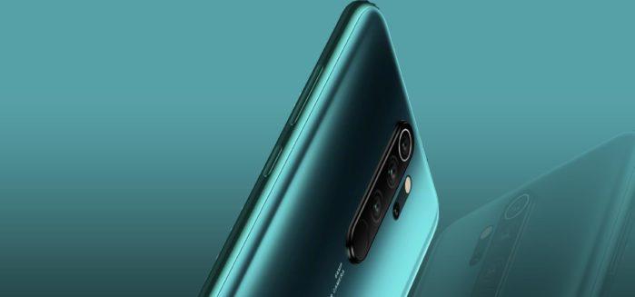 Redmi Note 8 data ufficiale