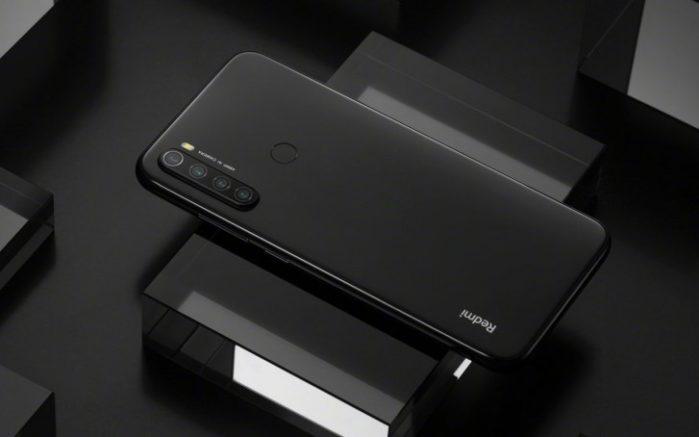 Redmi Note 8 ufficiale nero