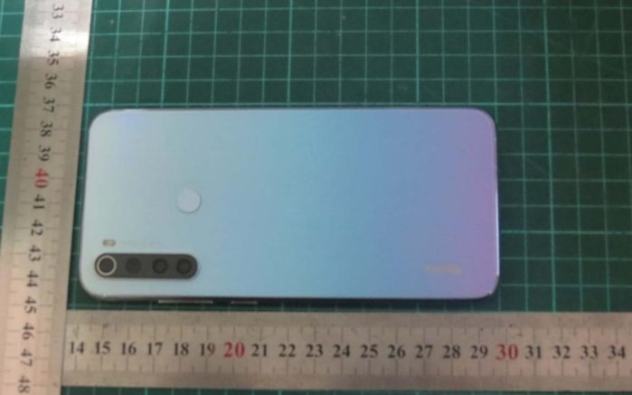 Redmi Note 8 rumors