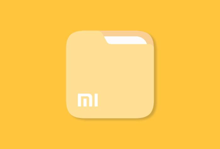 Xiaomi Mi File Manager integrazione Google Drive
