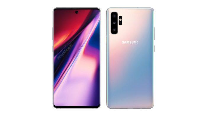 Galaxy A90 prossimo smartphone 5G di Samsung