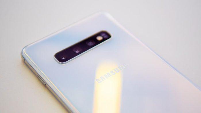 Galaxy S10 Plus, Galaxy S10 e S10 e aggiornamento agosto 2019