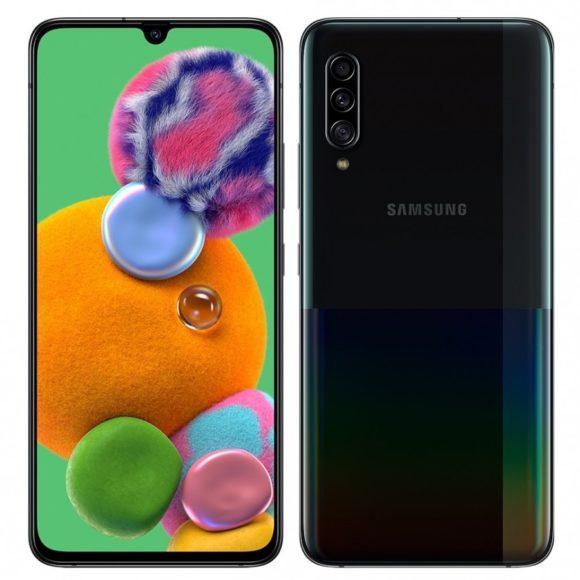 Galaxy A90 5G nero