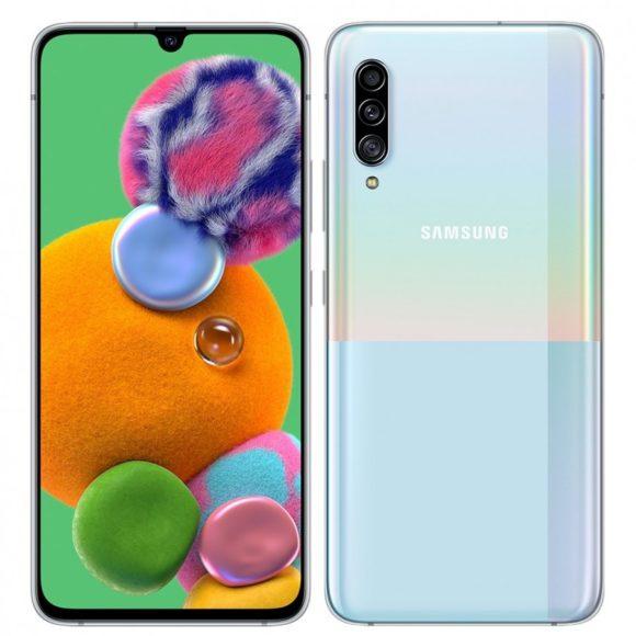 Galaxy A90 5G bianco