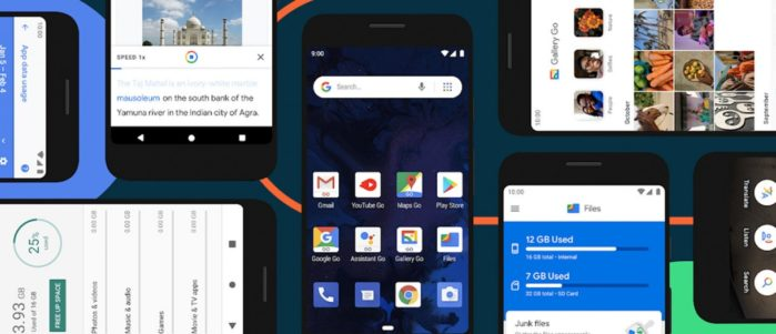 Android 10 Go Edition ufficiale