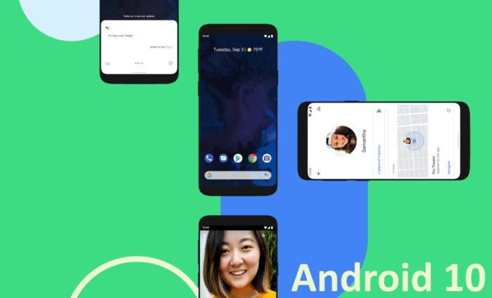 Android 10 è ufficiale sui Google Pixel: le novità