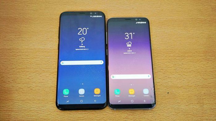 Galaxy S8 e S8 Plus aggiornamento settembre 2019