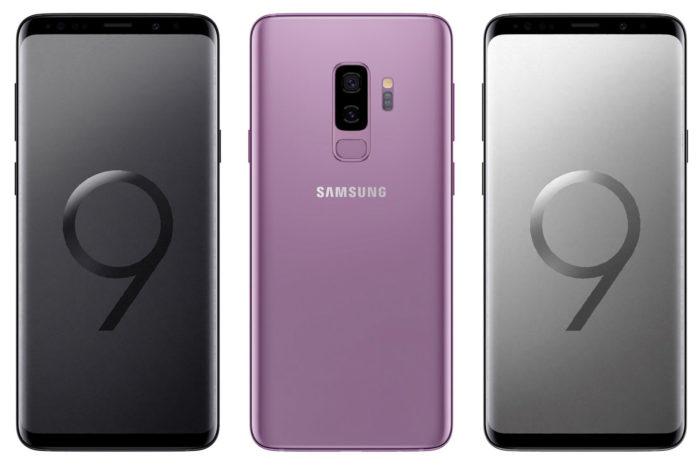 Galaxy S9 e Galaxy S9 Plus patch settembre 2019
