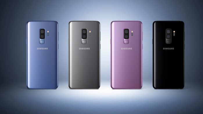 Galaxy S9 e S9 Plus: Samsung testa Android 10
