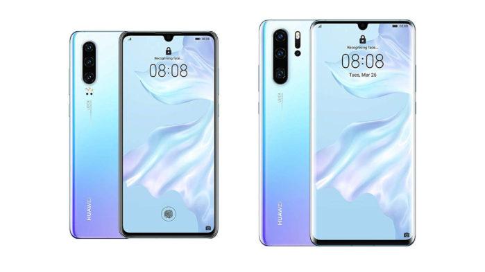 Huawei P30 Pro e P30 beta MIUI 10 con Android 10 in Italia