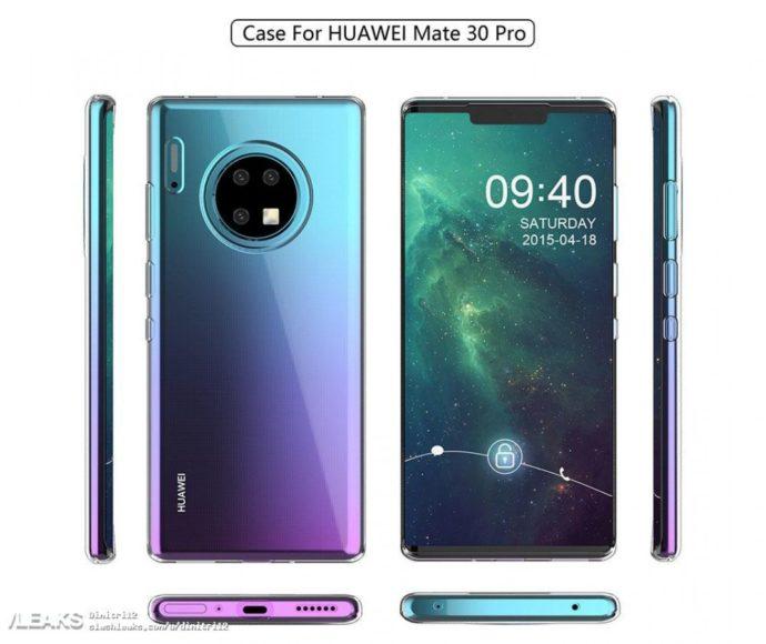 Huawei Mate 30 Pro data ufficiale Europa