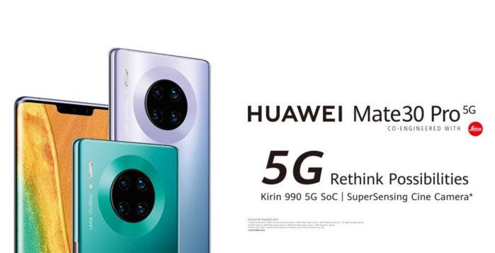 Huawei mate 30 Pro ufficiale