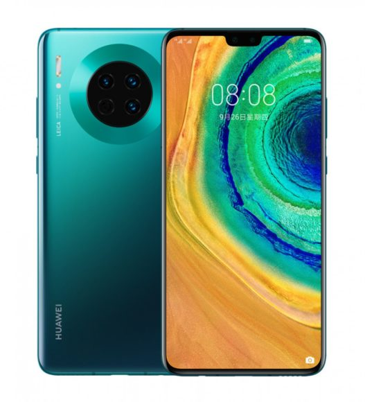 Huawei Mate 30 Ufficiale