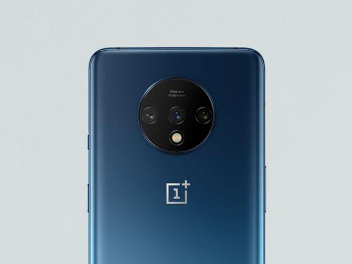 OnePlus 7T design ufficiale