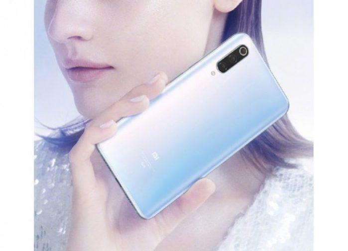 Xiaomi Mi 9 Pro 5G immagini color bianco
